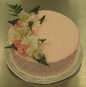 Birthday Cake Photo Album