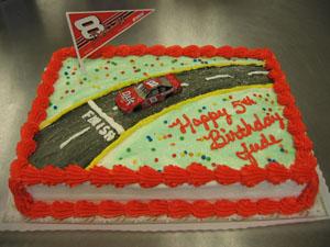 Nascar Birthday Cake Photos